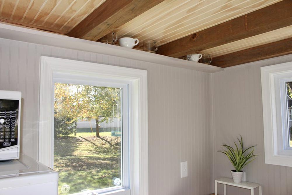 Beam Ceiling - Relax Shack by Mini Mansions