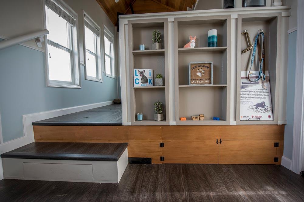 Storage Area - rEvolve by Santa Clara University