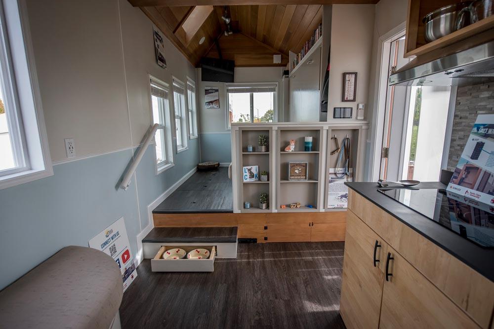 Bedroom w/ Storage Area - rEvolve by Santa Clara University