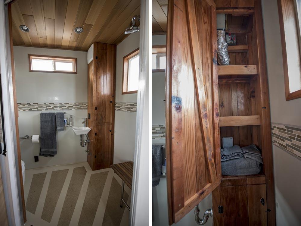 35 sq.ft. Bathroom - rEvolve by Santa Clara University