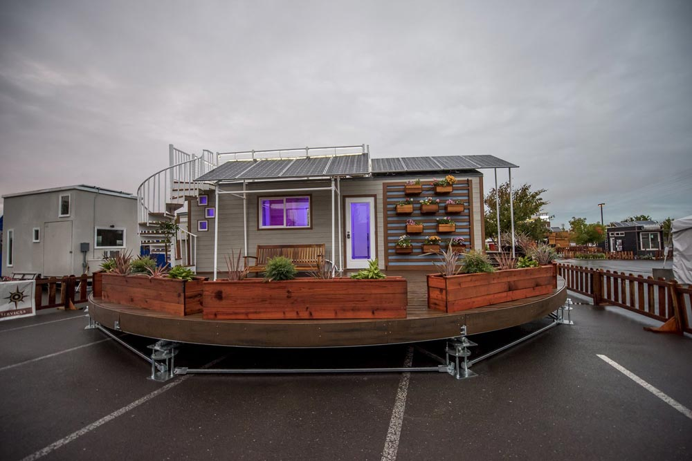 Off-Grid Tiny House - rEvolve by Santa Clara University