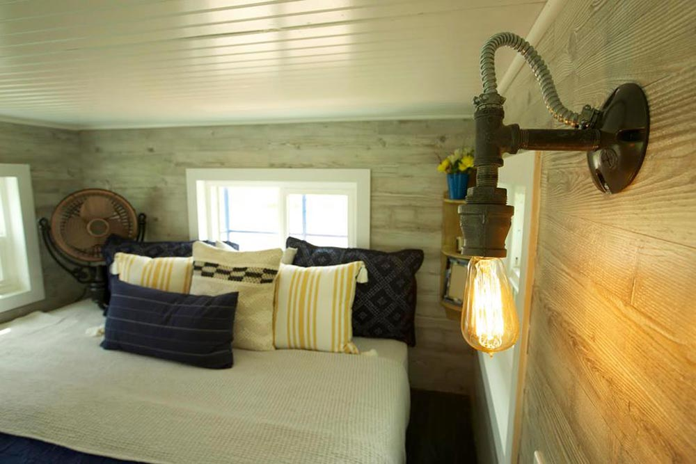 Bedroom Loft Lighting - Ski Lodge by Maximum Extreme Living Solutions