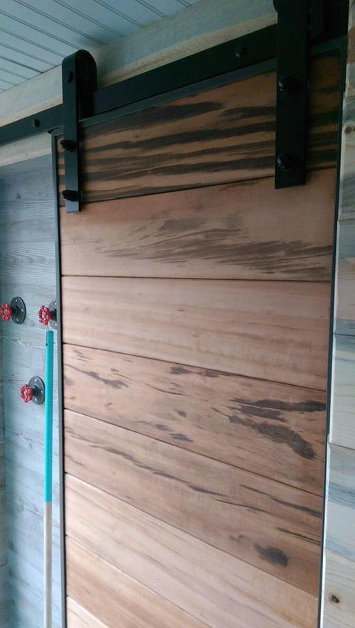 Barn Door - Ski Lodge by Maximum Extreme Living Solutions