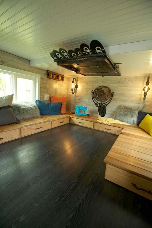 Storage Area - Ski Lodge by Maximum Extreme Living Solutions