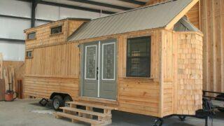 260 sq.ft. Tiny House - Southeastern Tiny Homes