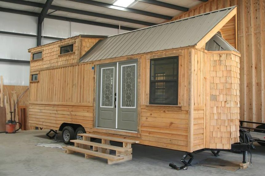 260 sq.ft. Tiny House - Southeastern Tiny Homes