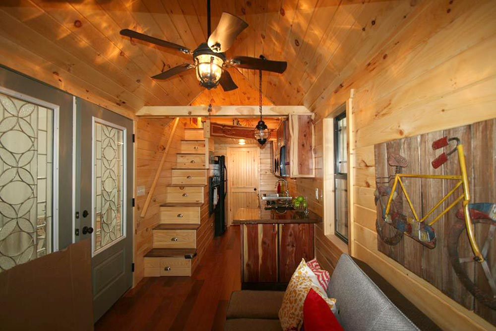 Tiny House By Southeastern Tiny Homes Tiny Living