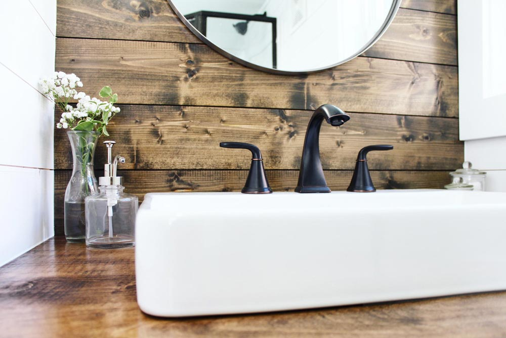 Bathroom Sink - Sprout by Mustard Seed Tiny Homes