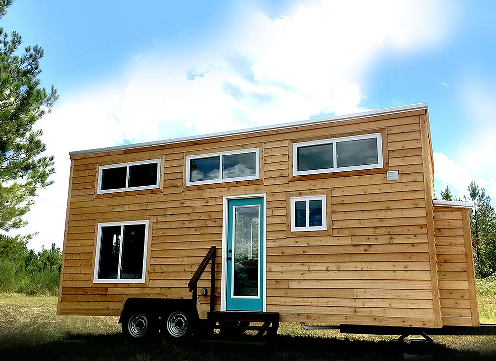 24' Tiny House on Wheels - Youngstown by Harmony Tiny Homes