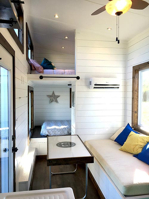 Living Room - Youngstown by Harmony Tiny Homes