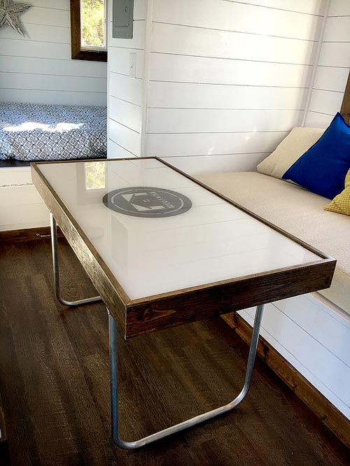 Custom coffee table - Youngstown by Harmony Tiny Homes