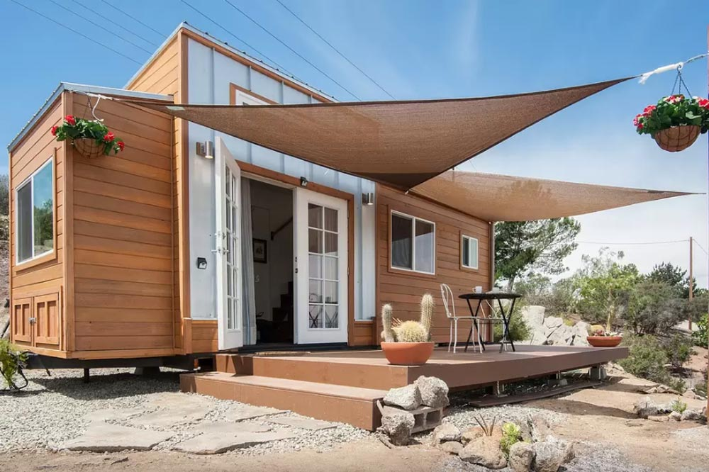 Tiny houses by the zen cottages tiny living for Small house companies