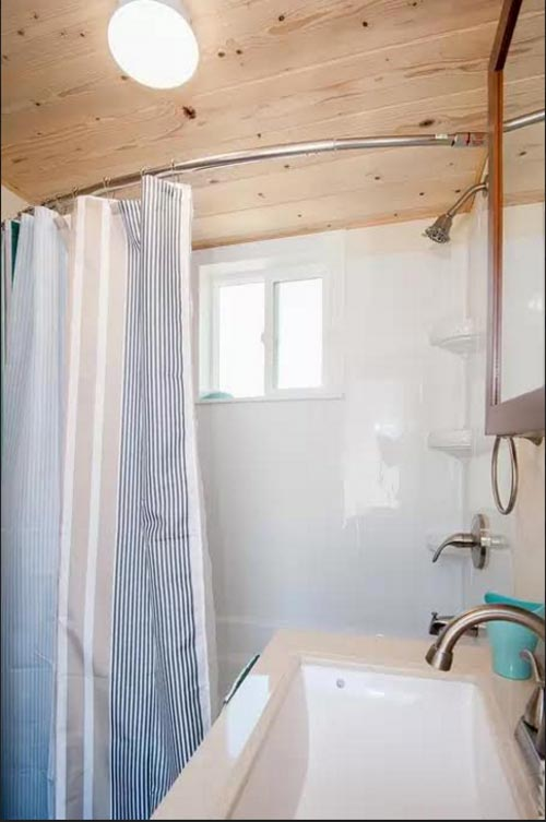 Tiny House Bathroom - Zen Tiny Homes