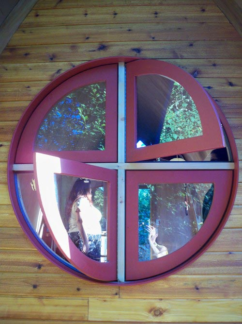 Zyl Moon Window - Fortune Cookie by Zyl Vardos