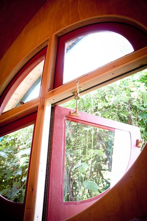 Window Detail - Fortune Cookie by Zyl Vardos