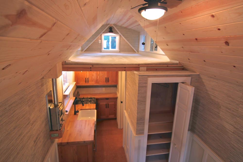 Two Bedroom Lofts - Craftsman Bungalow by Molecule Tiny Homes