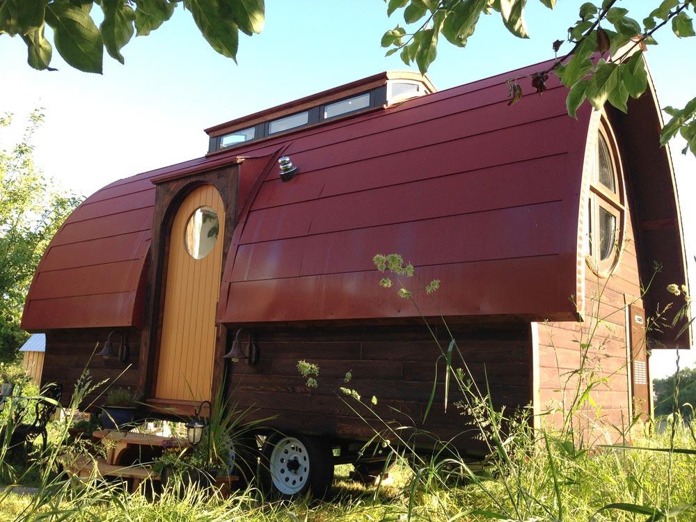 18' Custom Tiny House - Dewdrop by Zyl Vardos