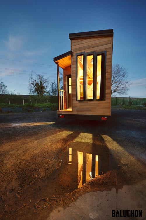 Tiny House Lights - Escapade by Baluchon