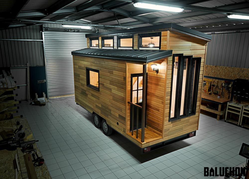 18' Tiny House - Escapade by Baluchon