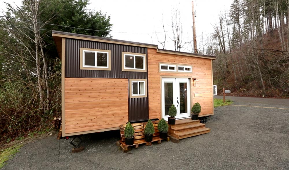 Everett by american tiny house tiny living for Tiny house search