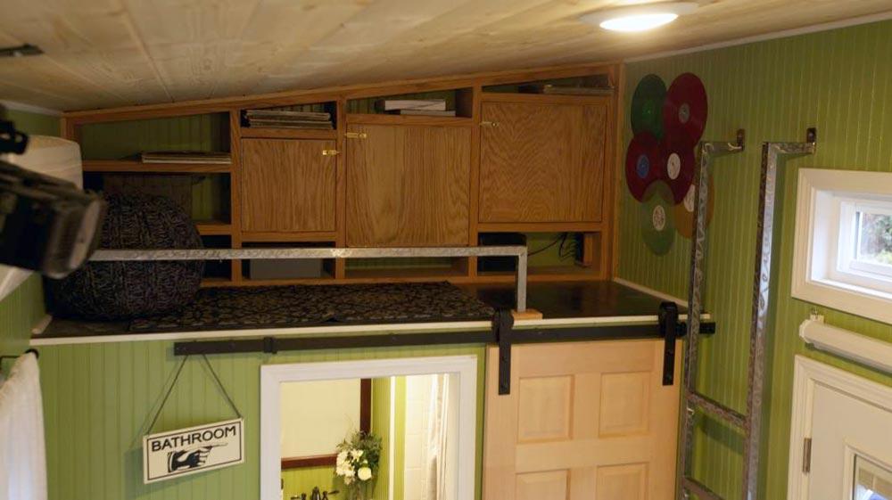 Storage Loft - Everett by American Tiny House