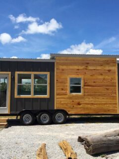 Irving by Tiny House Construction