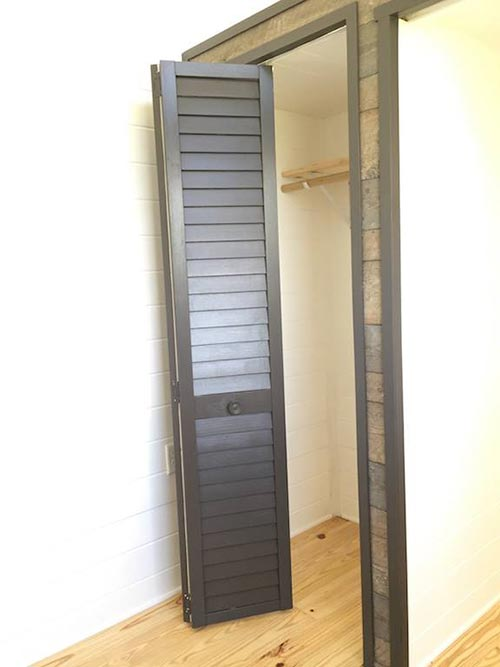Closet Door - Irving by Tiny House Construction