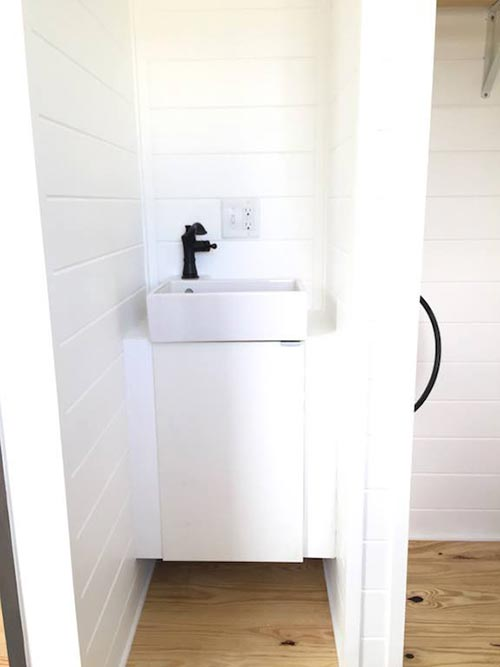 Bathroom Sink - Irving by Tiny House Construction