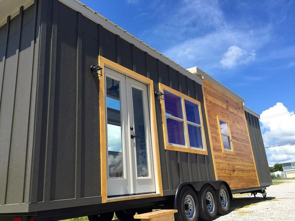 32' Tiny House - Irving by Tiny House Construction
