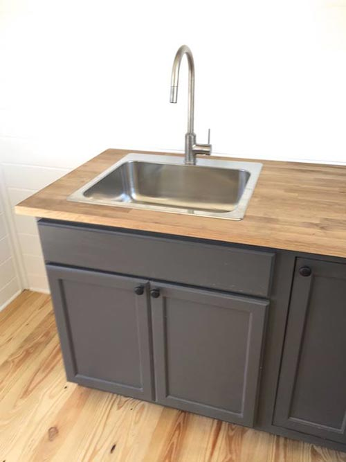 Kitchen Sink - Irving by Tiny House Construction