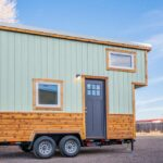 Jessica's Tiny House by MitchCraft Tiny Homes