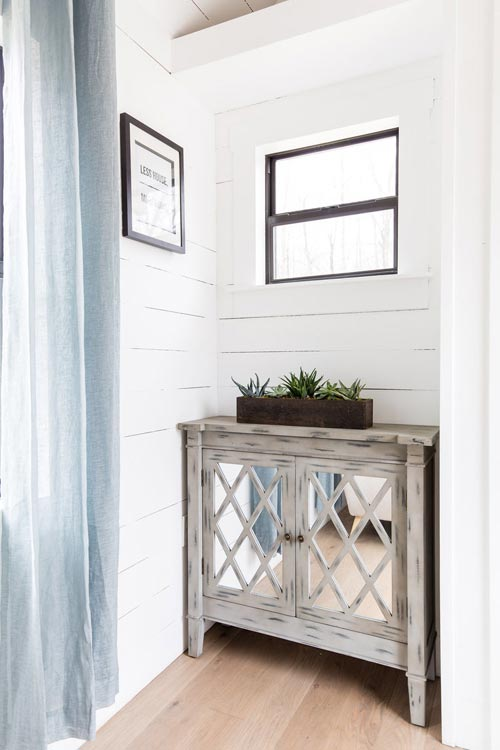 Living Room Storage - Lindley by Tiny Life Construction