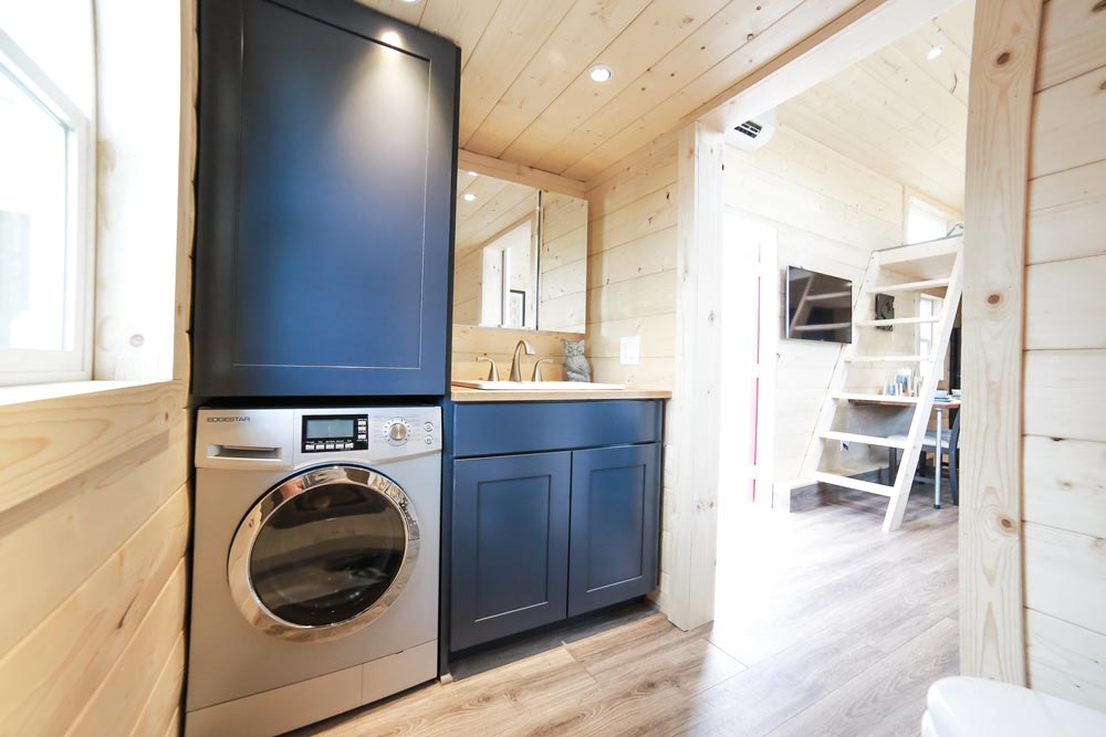 Washer/Dryer Combo - Mansion by Uncharted Tiny Homes