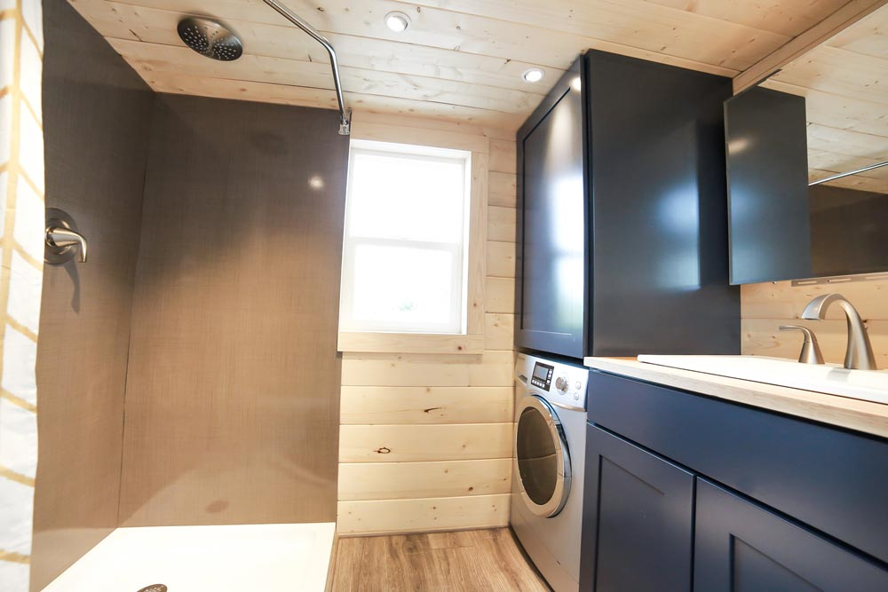 Bathroom Cabinets - Mansion by Uncharted Tiny Homes