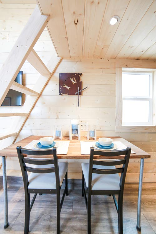 Dining Table - Mansion by Uncharted Tiny Homes