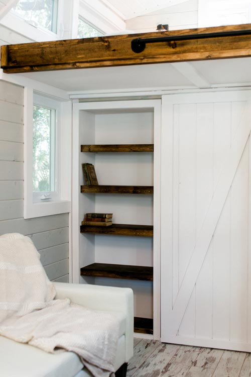 Bookshelf - Tiny Marta by Sanctuary Tiny Homes
