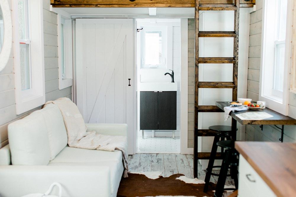Living Area - Tiny Marta by Sanctuary Tiny Homes