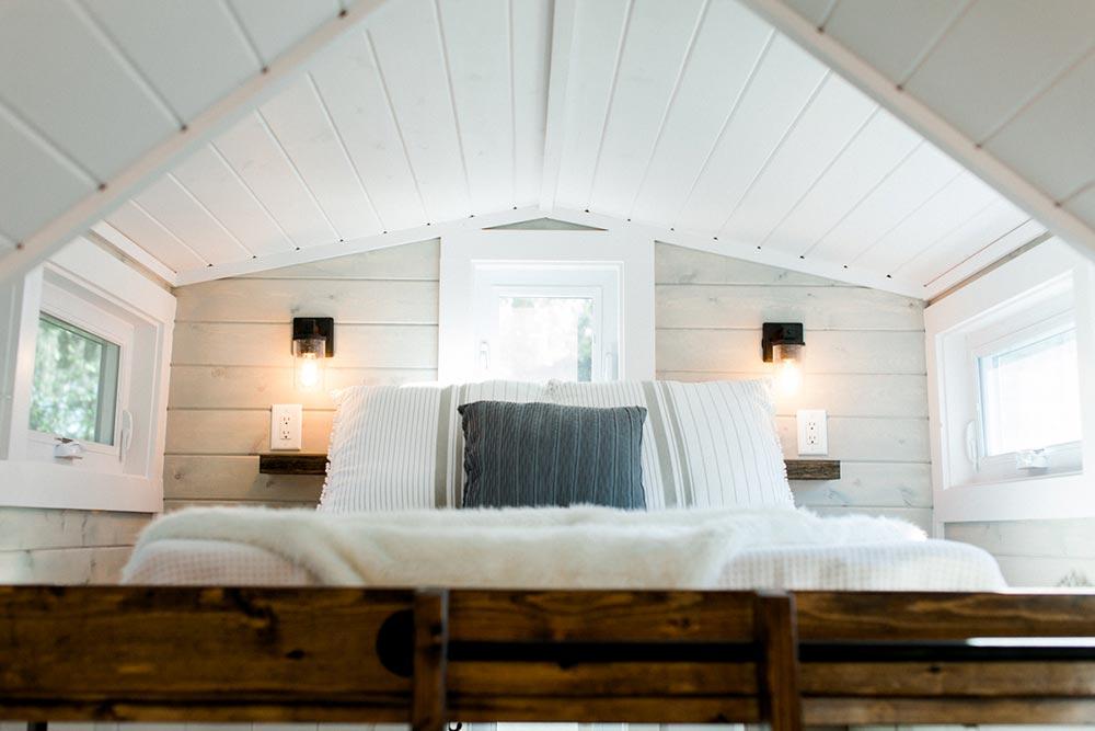 Bedroom Loft - Tiny Marta by Sanctuary Tiny Homes