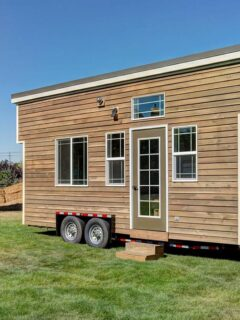 22' Custom Tiny House - Mouse House Tiny Homes