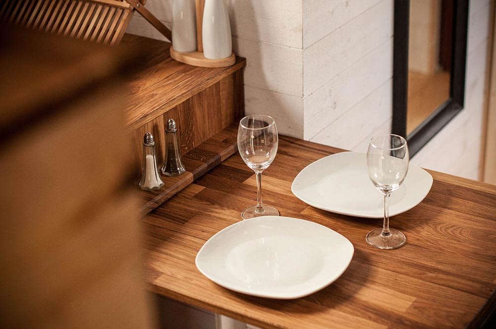 Dining Table - Odyssee by Baluchon