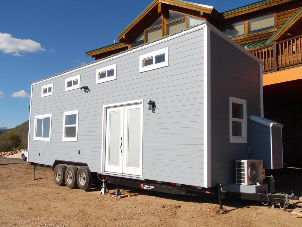 32' Tiny House - Park City by Upper Valley Tiny Homes