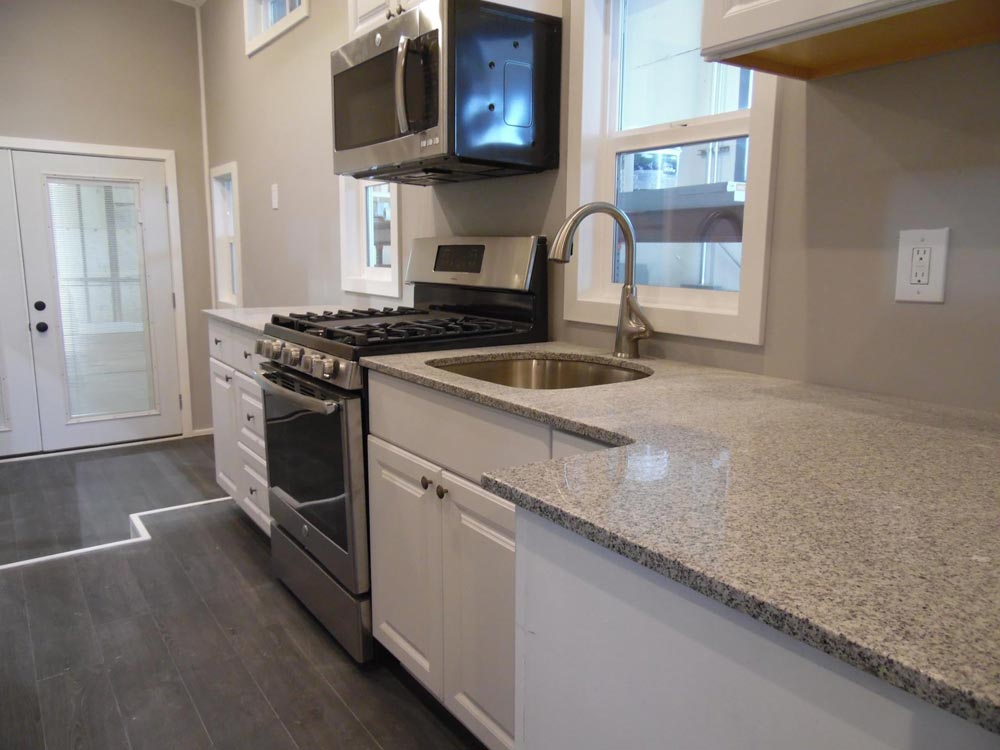 Granite Counters - Park City by Upper Valley Tiny Homes