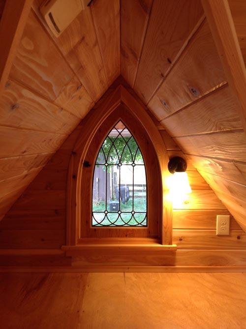 Loft Window - Pinafore by Zyl Vardos