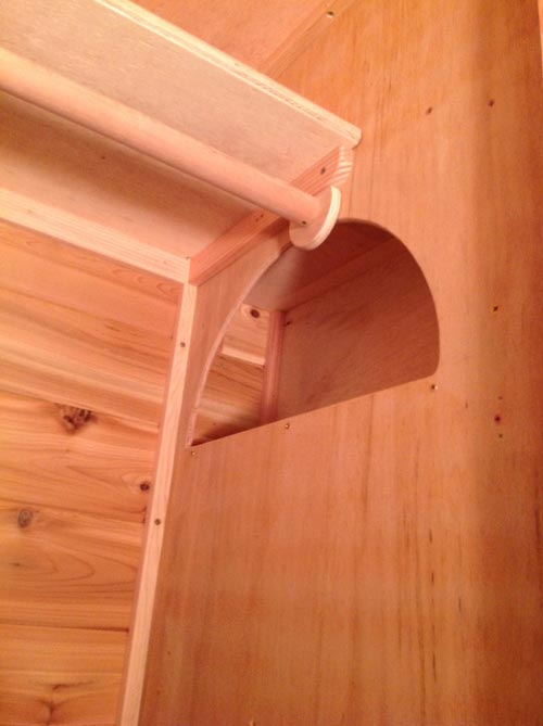 Closet Detail - Pinafore by Zyl Vardos