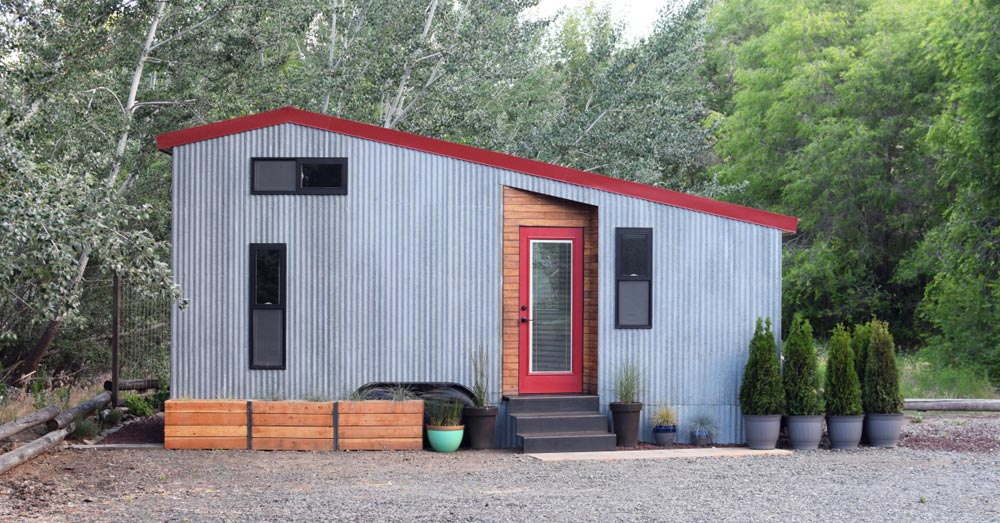 Shedsistence Tiny House Tiny Living