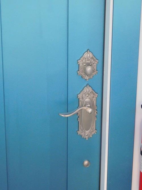 Grand Victorian Door Knob - French Storyteller by Tiny Idahomes