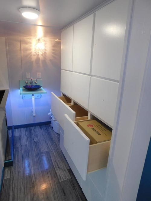 Drawers - French Storyteller by Tiny Idahomes