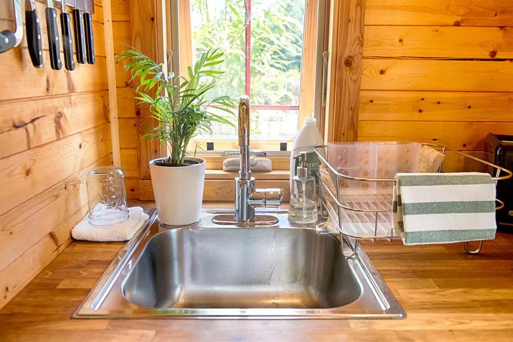 Kitchen Sink - Tiny Tack House