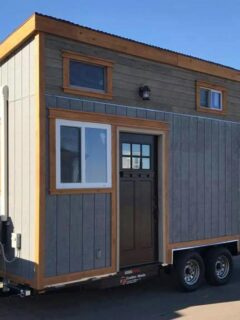 Tiny House Giveaway by Veterans Community Project