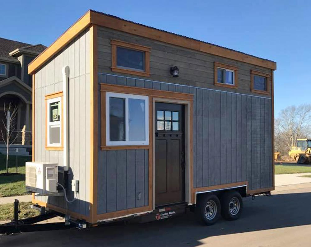 Win This Tiny House by Veterans Community Project Tiny Living